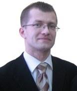 Wicedyrektor Marek Malik