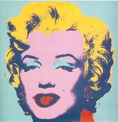 Andy Warhol - Marilyn 1967-by oddsock