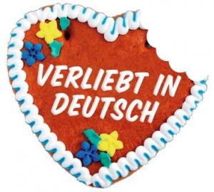 Verliebt in Deutsch
