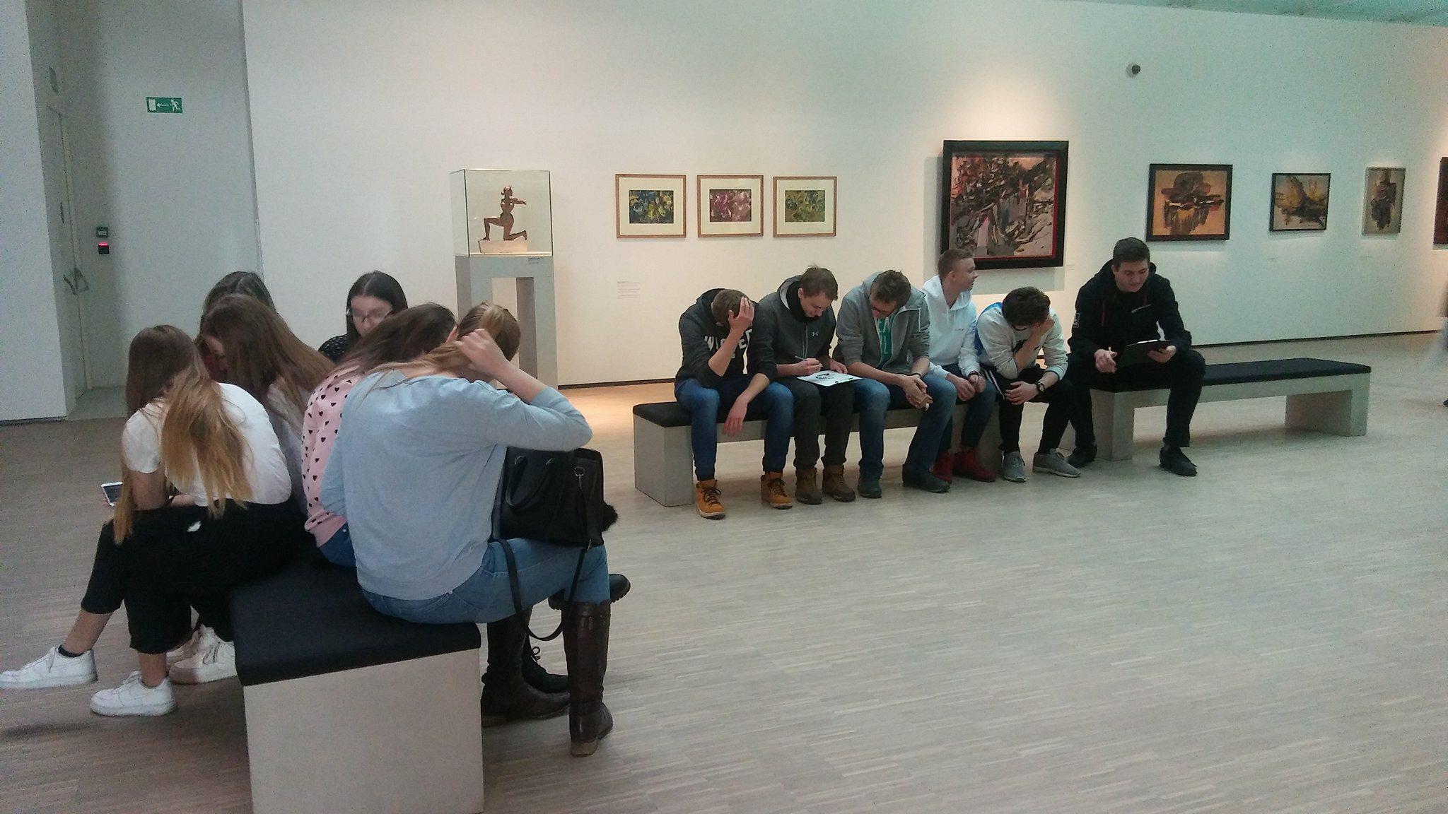 Warsztaty w Muzeum Śląskim w Katowicach