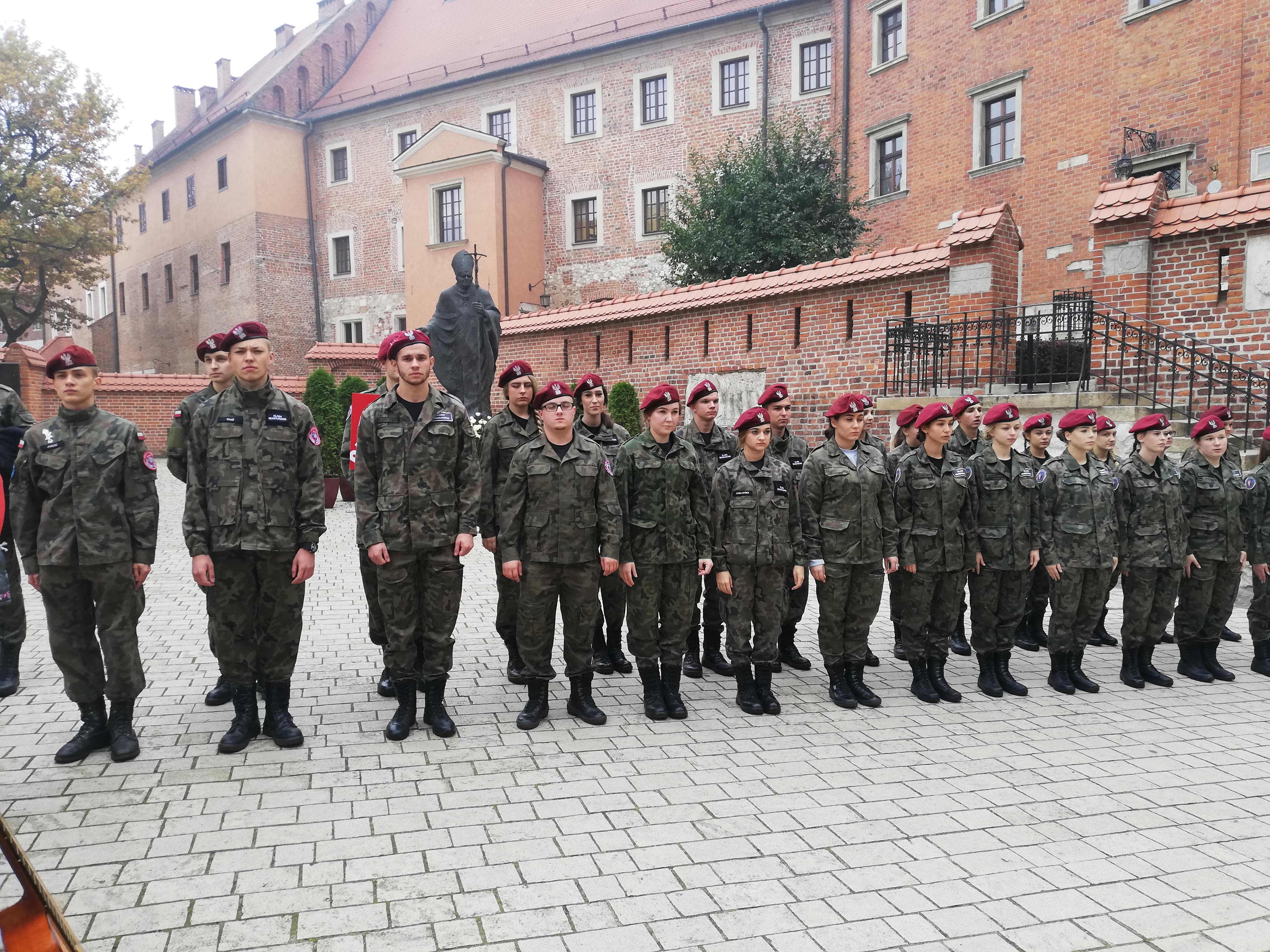 """""""Widowisko dumy i radości"""" uroczystości upamiętniające  100 rocznicę odzyskania niepodległości przez Polskę"""