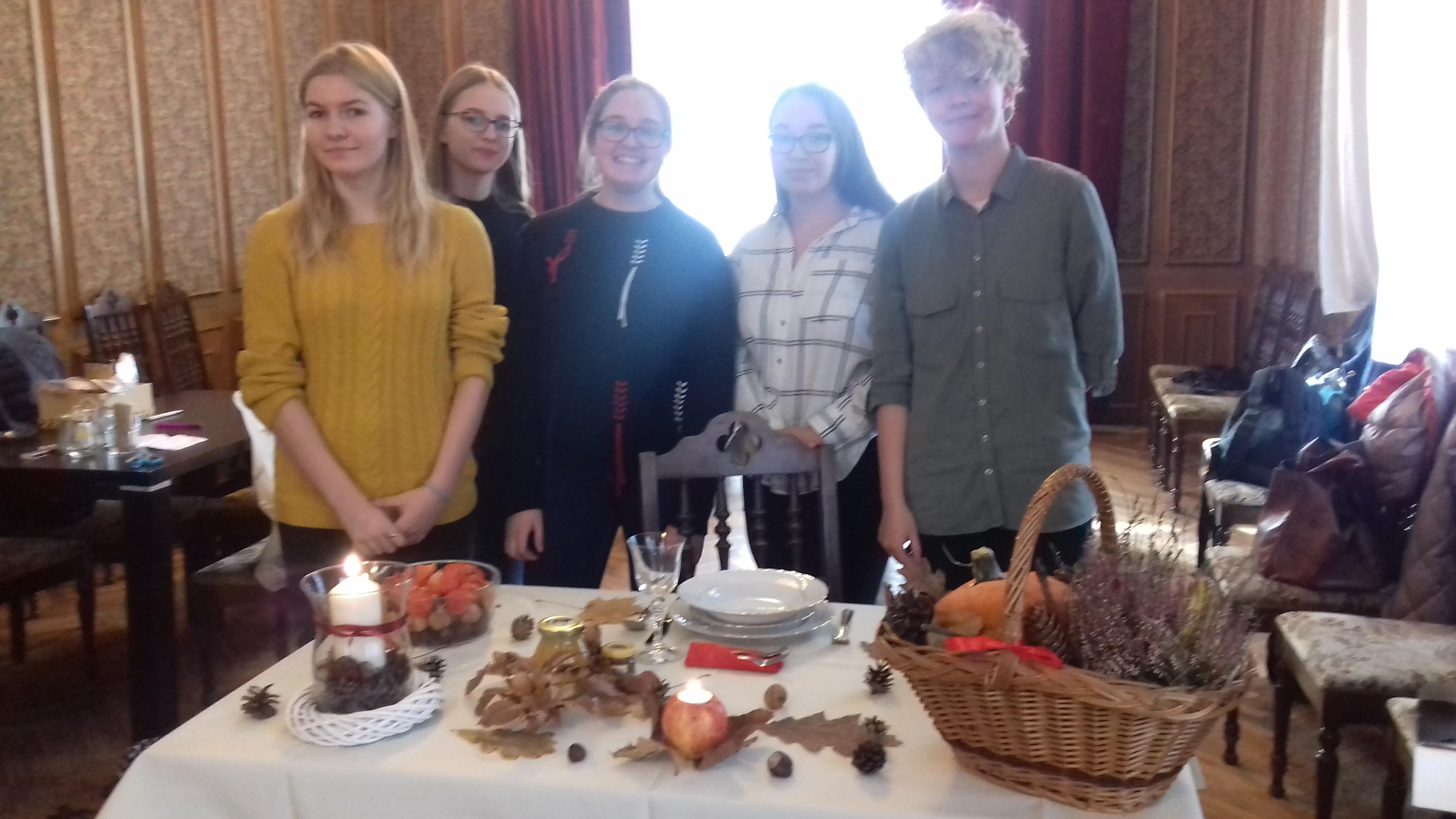 IV Powiatowy Konkurs Wiedzy o Żywności i Żywieniu Człowieka. Konkurs Ekologiczny z Okazji Dnia Drzewa