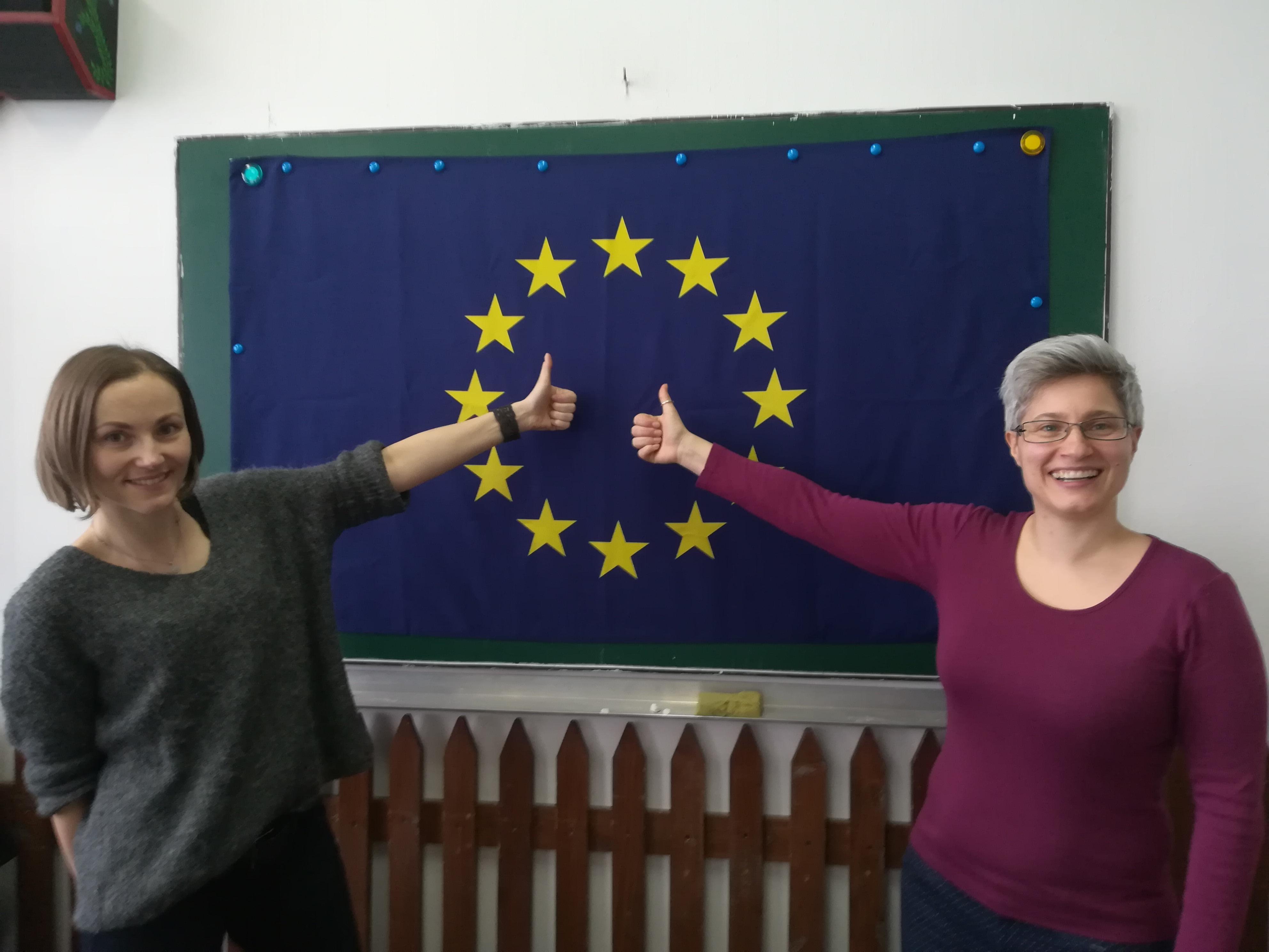 Unii Europejskiej-warsztaty Fundacji im. Roberta Schumana