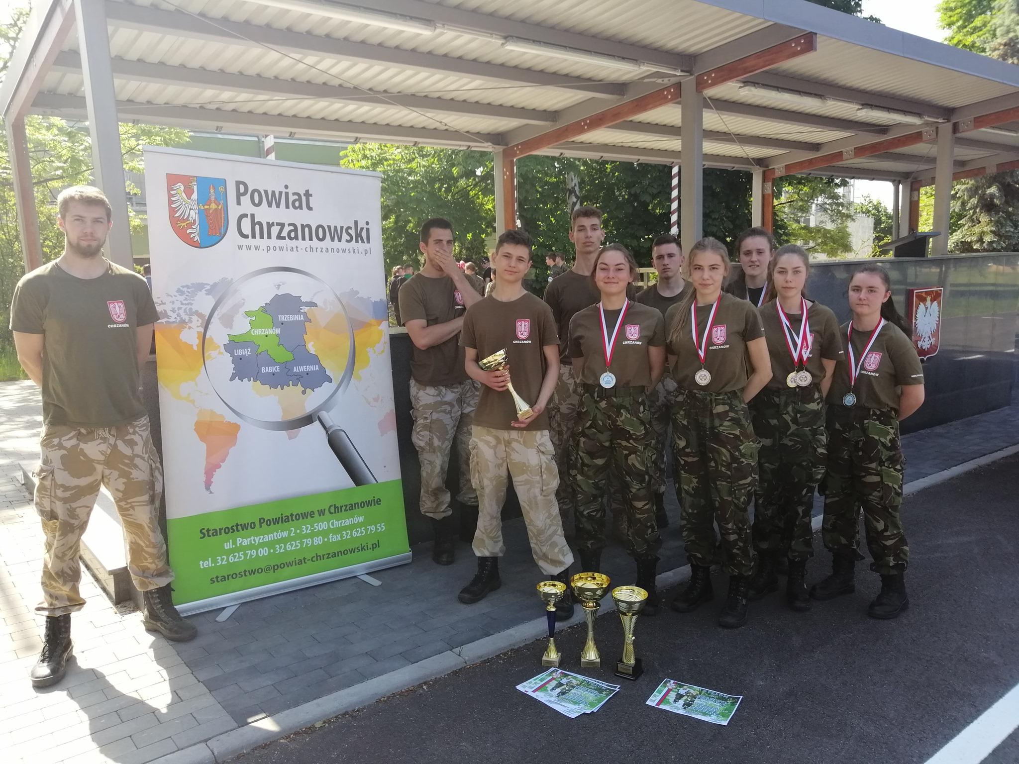 Mistrzostwa Ligi Obrony Kraju w Wieloboju Obronnym