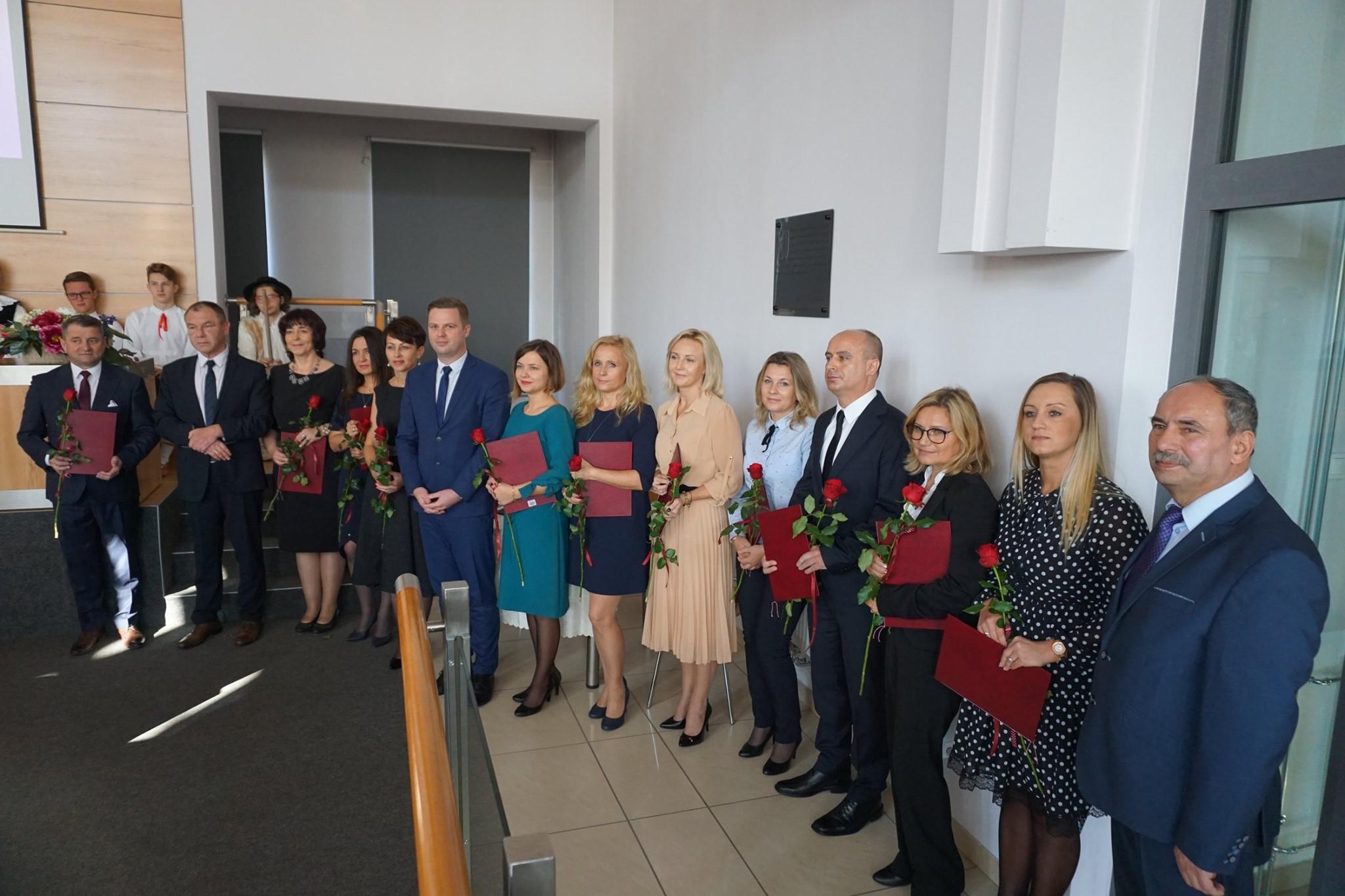Nagrody Starosty Powiatu Chrzanowskiego